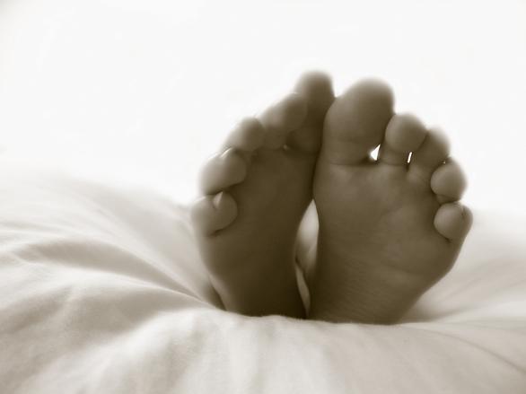 Massage voor je kind bij buikpijn