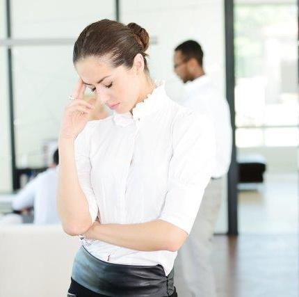 Je lichaam reageert op irritaties en stress