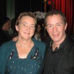 Anneke Stuij en Eric Pearl (van The Reconnection)
